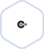 capitalize_hexagon_icon